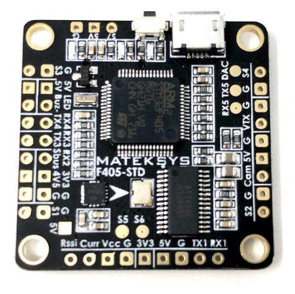 Matek F405-STD Flight Controller