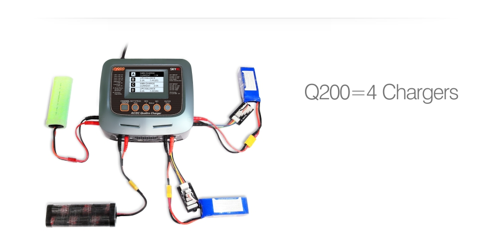 Q200 Charger
