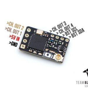 TBS Crossfire Nano RX