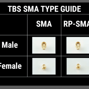 TBS SMA RPSMA adapter table