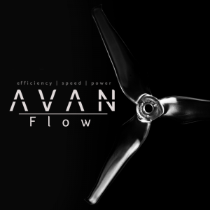 Avan Flow 5x4.3x3 FPV Racing Propeller