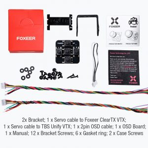 Servo Cable for Foxeer Predator Mini//Micro and Foxeer Arrow FPV Camera