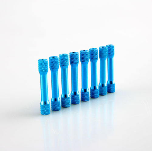 AstroX Blue Standoff 35mm 8pcs