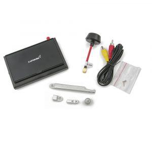 """Lumenier 4.3"""" LM403 LCD FPV Monitor W/ 5.8GHz 32CH Raceband Receiver"""