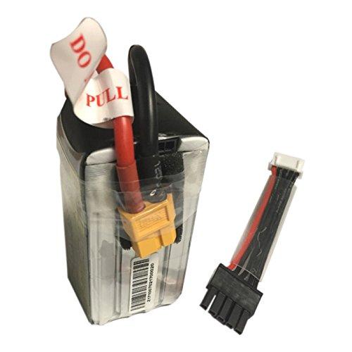 Tattu R-Line Version 2.0 1550mAh 100C 4S1P High Voltage Lipo Battery Pack with Detachable Balance Plug