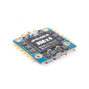 IPEAKA 35A 4 IN 1 DSHOT 600 BLHELI_S ESC W/BUILT-IN 5V 12V BEC