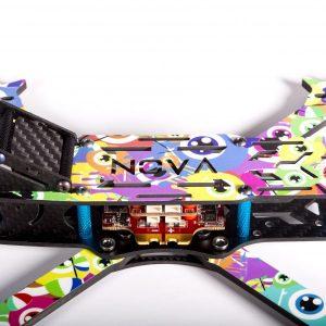 """Skitzo Nova 5"""" Freestyle Quad Frame"""