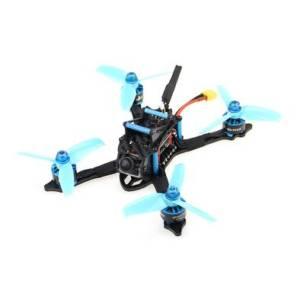 HGLRC XJB V1.2 - 145mm FPV Racing Drone (PNP) - Blue
