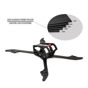 HGLRC 4s/5s Mefisto 226MM FPV Racing Drone