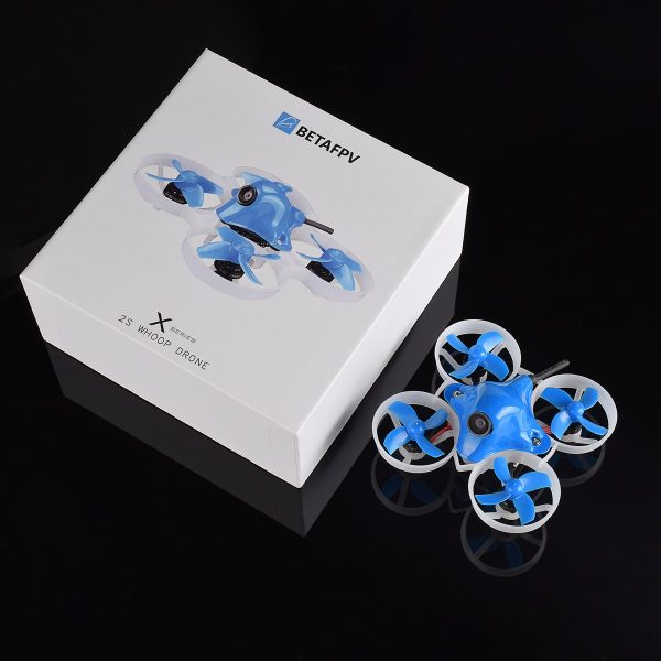 Beta65X 2S Whoop Quadcopter with FrSky XM Receiver