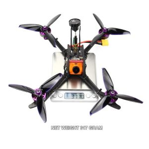 HGLRC 5s/6s Mefisto 226MM FPV Racing Drone (PNP)