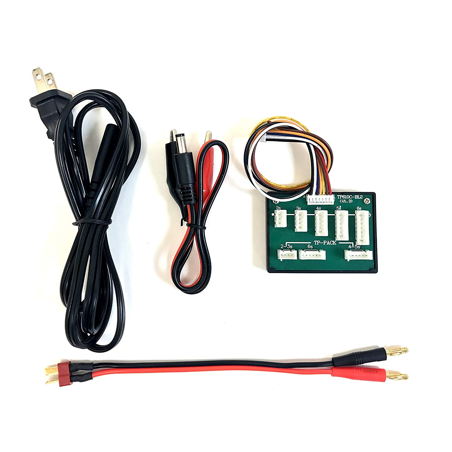 Thunder Power Rc 1 6 Cell Ac Dc Lipo Battery Charger Dis Charger