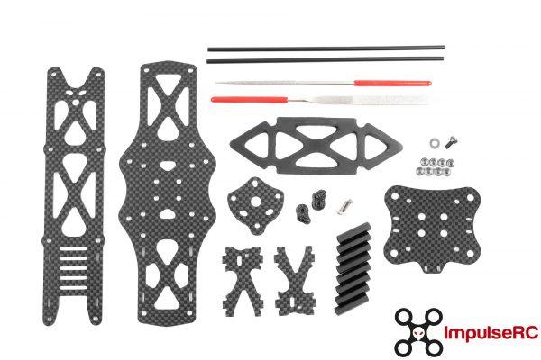 """ImpulseRC FPV Alien 5"""" Slammed Body kit"""