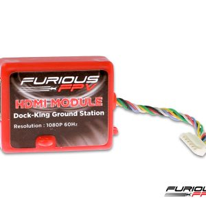 FuriousFPV HDMI module for Dock-King Ground Station