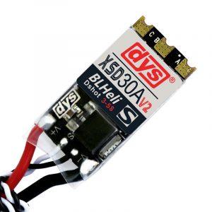 DYS XSD30A V2 DShot ESC w/BLHeli_S