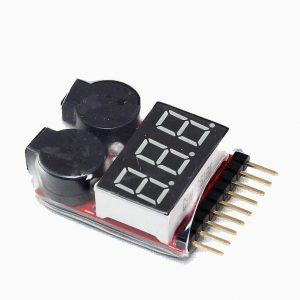 DYS Lipo Battery Low Voltage Alarm
