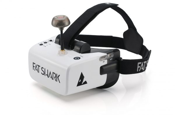 Fat Shark Scout FPV Goggles