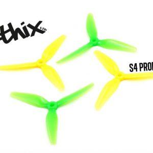 """Ethix S4 Lemon Lime 5"""" Props"""
