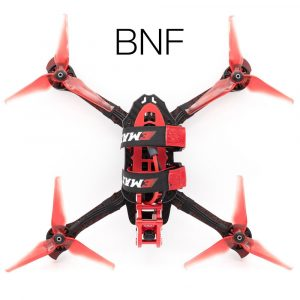 Emax Buzz 5-inch F4 2400KV 4S Freestyle FPV Racing Drone (BNF)