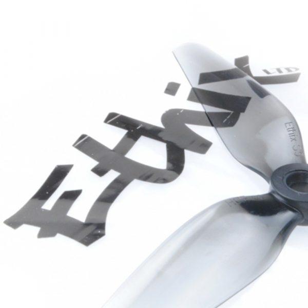 ethix s5 light grey props