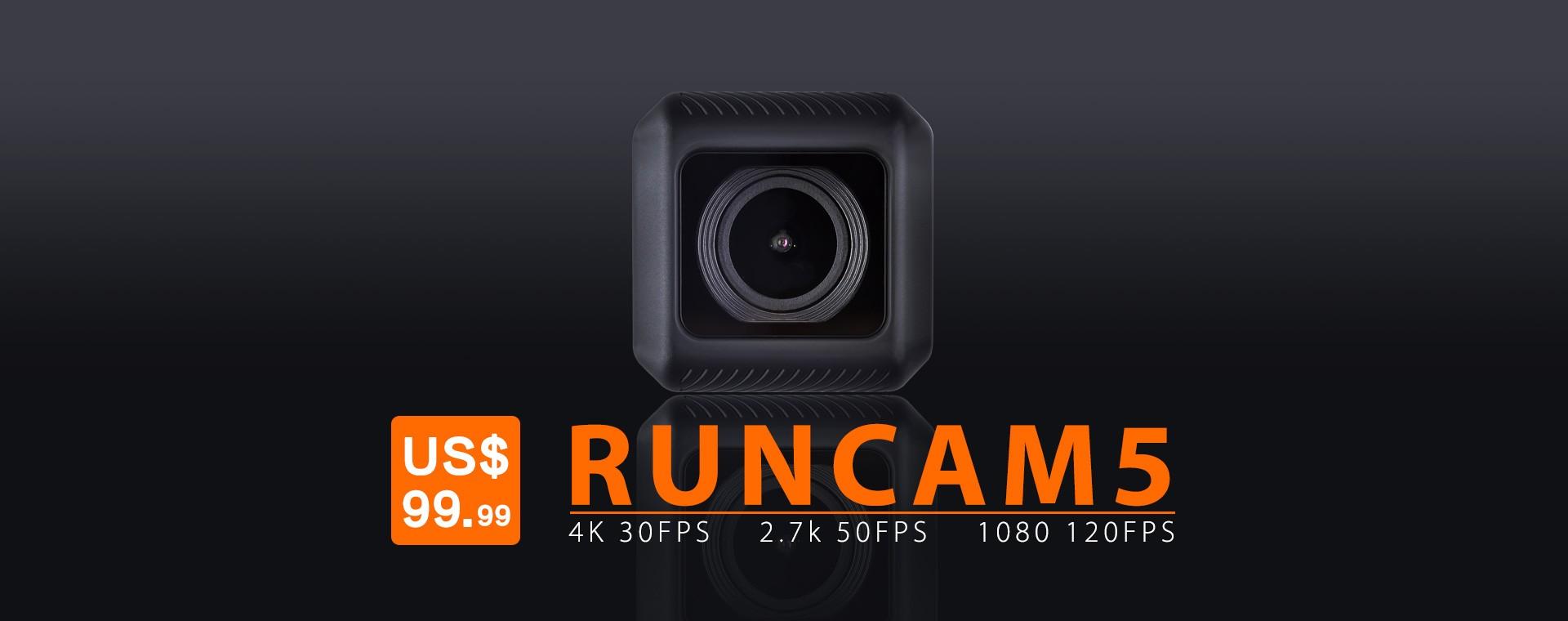 RunCam 5 4K HD Action Camera 2