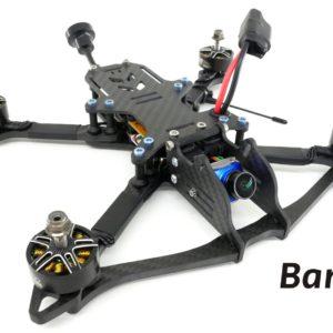 Catalyst Machineworks BangGOD 5 Inch Freestyle Frame