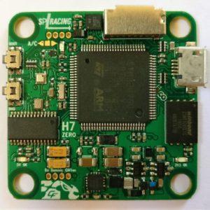 SP Racing H7 400Mhz ZERO Flight Controller