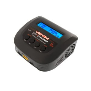 VENOM PRO 4 60W AC 6A LIPO/LIHV & NIMH RC BATTERY BALANCE CHARGER