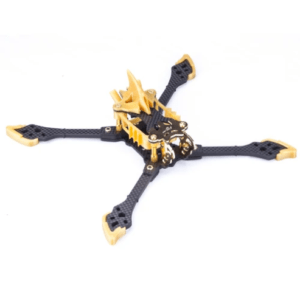 FLYWOO VAMPIRE-2 HD 5'' Racing gold frame kit