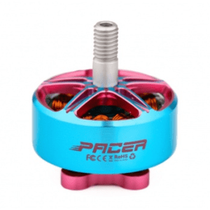 T-Motor PACER P2207.5 2550KV Motor - Blue and Pink