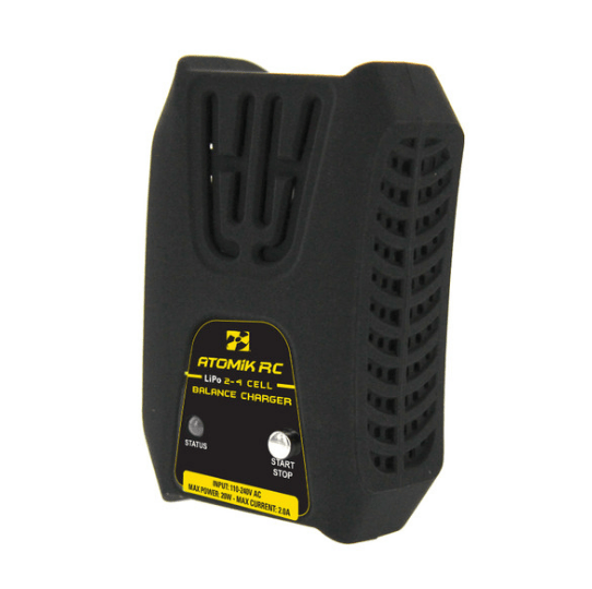Atomik RC 2-4 Cell LiPo Balance Charger