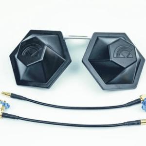 VAS 5.8GHz Crosshair XTreme Diversity System for Fatshark/RapidFire (RHCP)