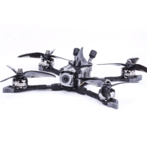 Flywoo Vampire 2 HD F7 Bluetooth 6S FPV Racing Drone with DJI Air Unit titanium