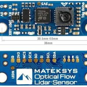 Matek Optical FLow & Lidar Sensor