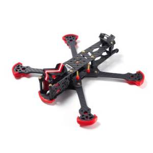 HGLRC Sector 5 V3 HD Freestyle 3K Carbon Fiber Frame Kit