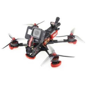 HGLRC Sector 5 V3 Freestyle FPV Racing Drone - DJI HD Version