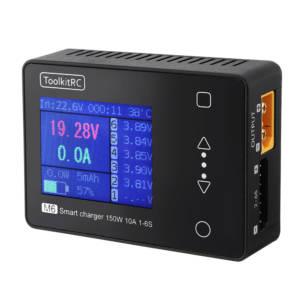 ToolKitRC M6 V2 Black charger